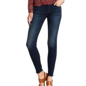 Hudson Ankle Krista Super Skinny Jeans